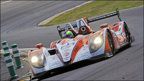 WEC Morgan LMP2 OAK Racing