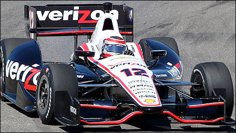 IndyCar Will Power Penske Dallara Chevrolet