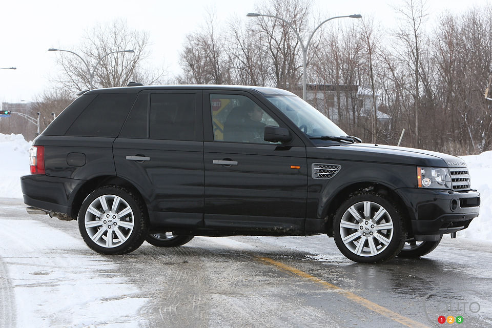 Land Rover Range Rover Used Car News Auto123