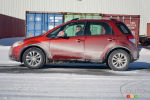 2013 Compact Crossover Alternatives Comparison Test
