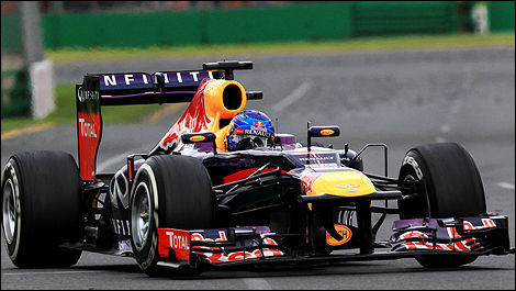 F1 Red Bull-Renault RB9