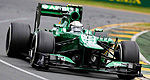 F1: Le volant de la Caterham CT03 de Formule 1 (+photos)