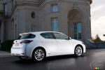 2013 Lexus CT 200h Preview