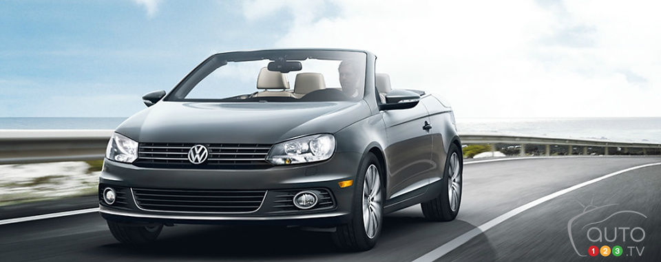 2013 vw eos convertible review