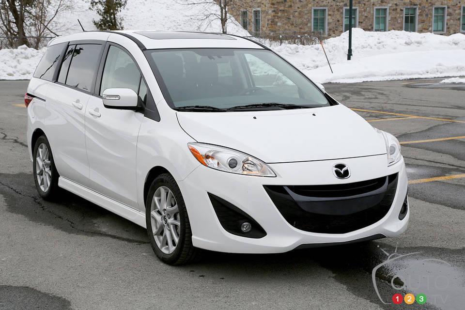 2013 Mazda5 Gt Car News Auto123