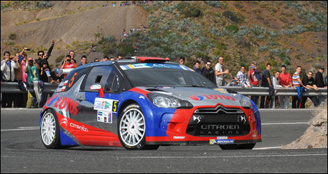 Robert Kubica, Citroën DS3