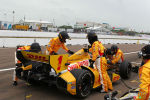 IndyCar: Album photos de la premi�re victoire de James Hinchcliffe (+photos)
