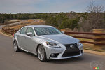 Lexus presents all-new 2014 IS sports sedan