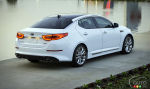 La Kia Optima 2014 d�voil�e au Salon de New York