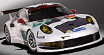 Endurance: Porsche unveils its new 911 RSR's livery