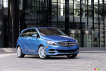 World premiere of Mercedes-Benz B-Class Electric Drive