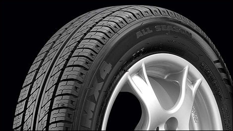 Michelin MX4 pneu