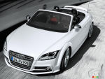 2013 Audi TT and TTS Roadster Preview