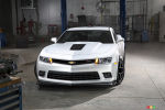 All-new 2014 Chevrolet Camaro Z/28 gets 500-hp LS7 V8