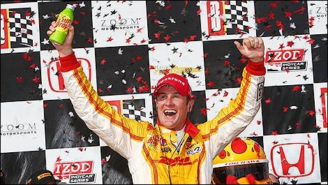 IndyCar Ryan Hunter-Reay