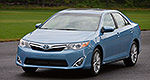2013 Toyota Camry Hybrid Preview