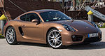 2014 Porsche Cayman Preview