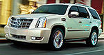 2013 Cadillac Escalade Hybrid Preview