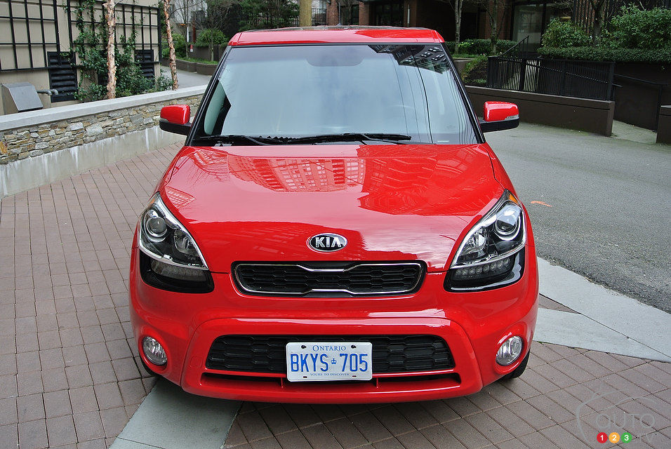 Review Highlights. 2013 Kia Soul ...