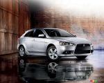 2013 Mitsubishi Lancer Sportback Preview