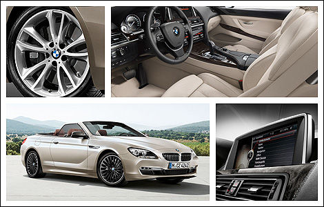 Drivetrain Standard 2017 Bmw 6 Series Cabriolet Models Come With A 4 4l V8 Engine Utilizing Variable Camshaft Management Direct Injection And Twin