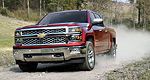 Detailed specs for 2014 Chevrolet Silverado
