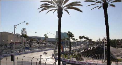 Long Beach, ALMS