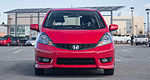 Faulty stability control affects 2012-2013 Honda Fit Sport