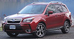 Thousand 2014 Subaru Forester SUVs recalled in Canada