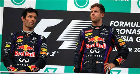 Mark Webber, Sebastian Vettel, F1, Red Bull, Multi-21