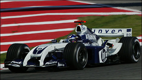 F1 Williams FW26 2004