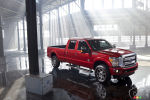 Ford Super Duty 2013 : aper�u