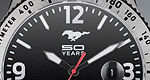 Limited-edition watch marks 50 years of Ford Mustang