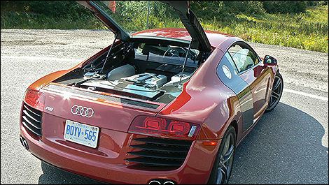 Audi R8 Used Car News Auto123