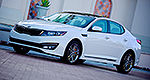 Kia Optima 2013 : aperçu