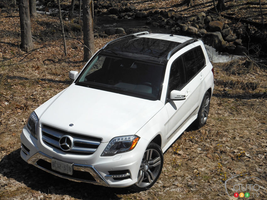 2013 mercedes benz glk 250 bluetec 4matic car reviews. Black Bedroom Furniture Sets. Home Design Ideas