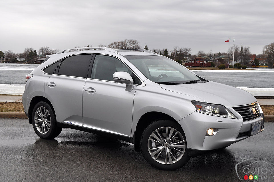 2013 Lexus Rx 450h Car News Auto123