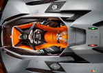 Egoista, Lamborghini's road-going stealth fighter