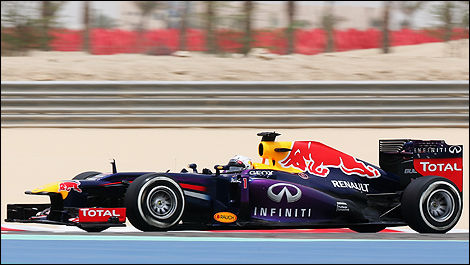 F1 Red Bull RB9 Renault