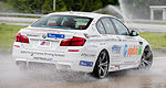 BMW M5 driver sets dizzying world drift record