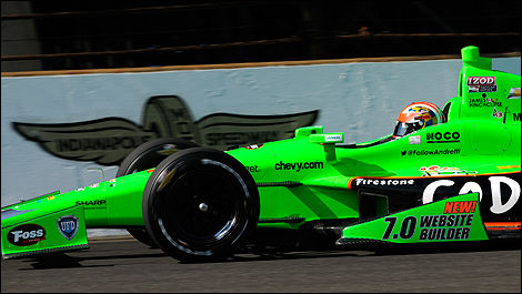 James Hinchcliffe, IndyCar