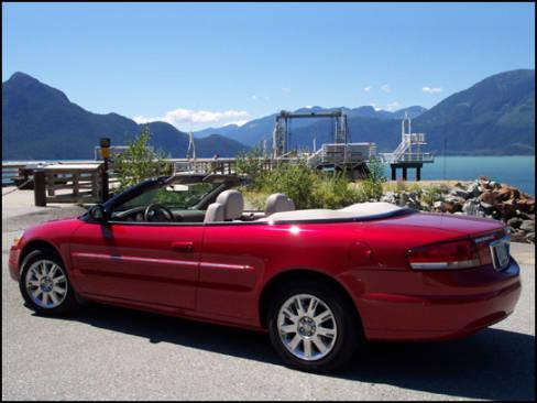 2004 sebring convertible reviews