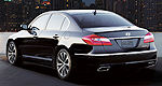 2013 Hyundai Genesis Sedan Preview