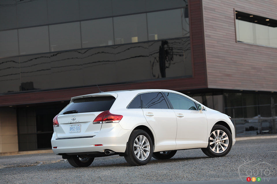 2013 Toyota Venza AWD | Car News | Auto123