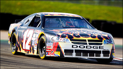 NASCAR Canadian Tire Alex Tagliani Dodge
