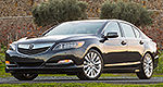 All-new 2014 Acura RLX starting at $49,990