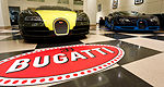 C'est la Bugatti Performance Week à Londres!
