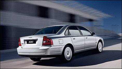 Volvo S80 : Used | Car News | Auto123
