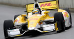 IndyCar: Ryan Hunter-Reay à l'aise à Milwaukee