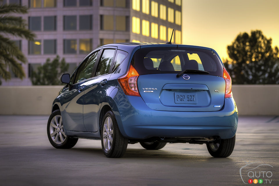 2014 Nissan Versa Note | Car Reviews | Auto123